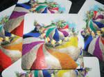 Happy Snail Coaster