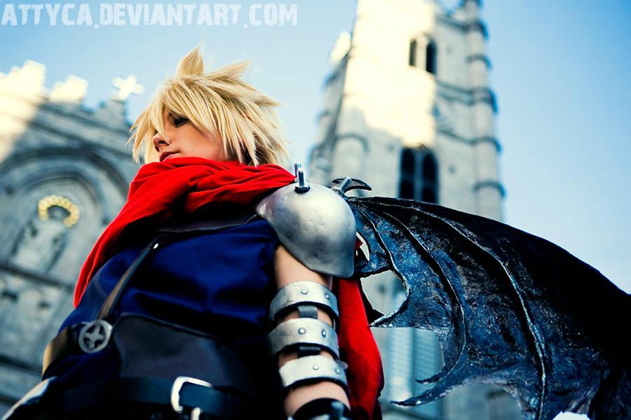 Final Fantasy Cosplays (Personajes Masculinos)