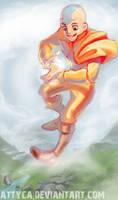 Aang - Avatar