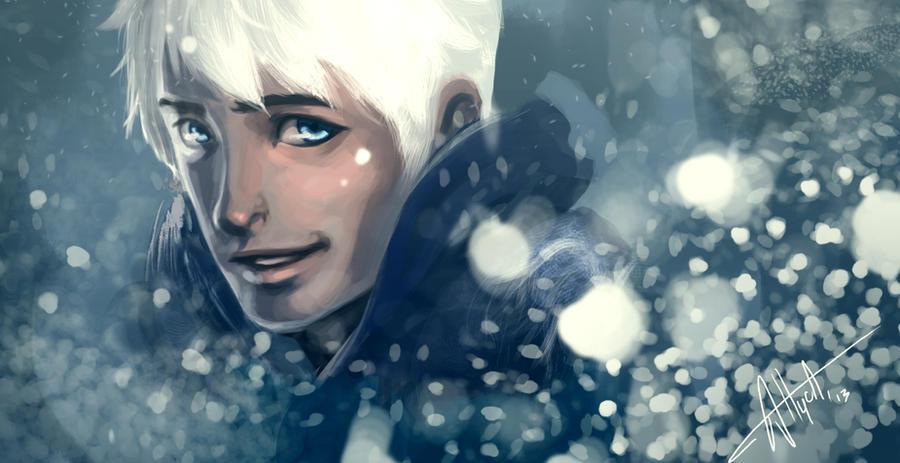 Jack Frost by Attyca