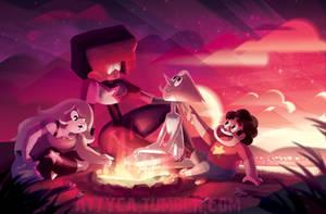 Steven Universe by Attyca