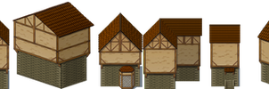 RPGM Resource - red houses