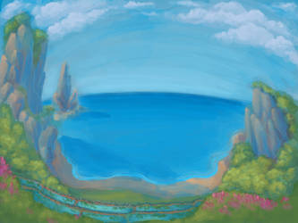 WIP - Background - Shore