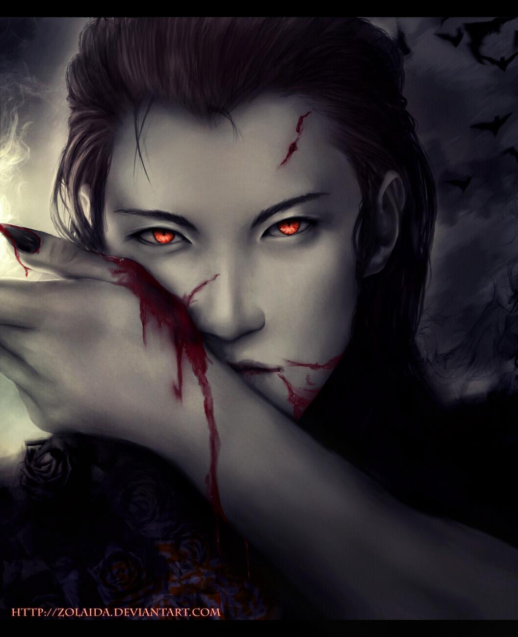 Vampire by Zolaida