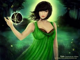 Tyla by Zolaida