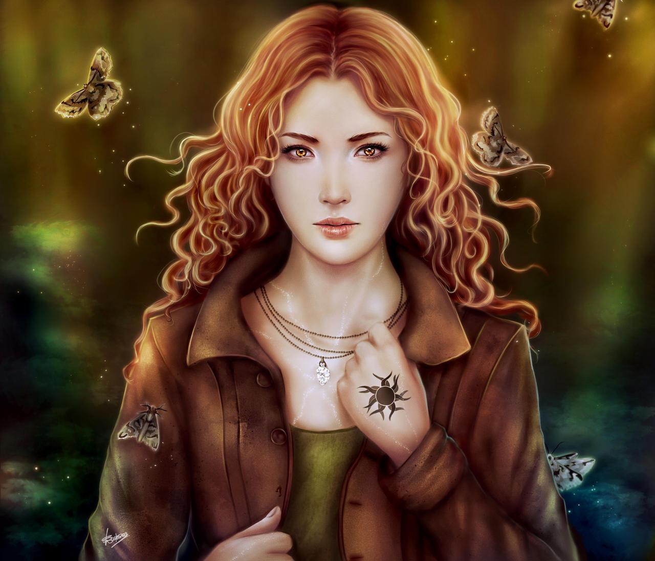 Kianna by Zolaida
