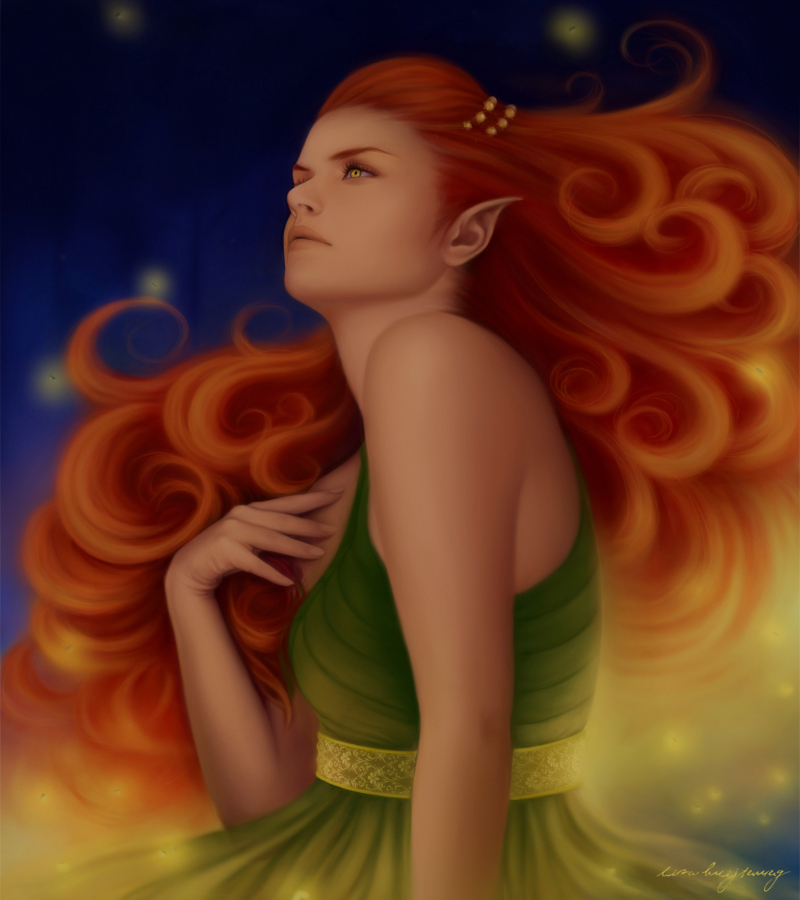 Firefly by Zolaida