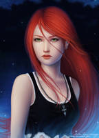 Raina by Zolaida