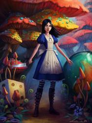 Alice Madness Returns - Collab by Zolaida