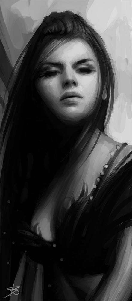 Stranger by Zolaida