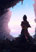 Peaceful Respite by Zolaida