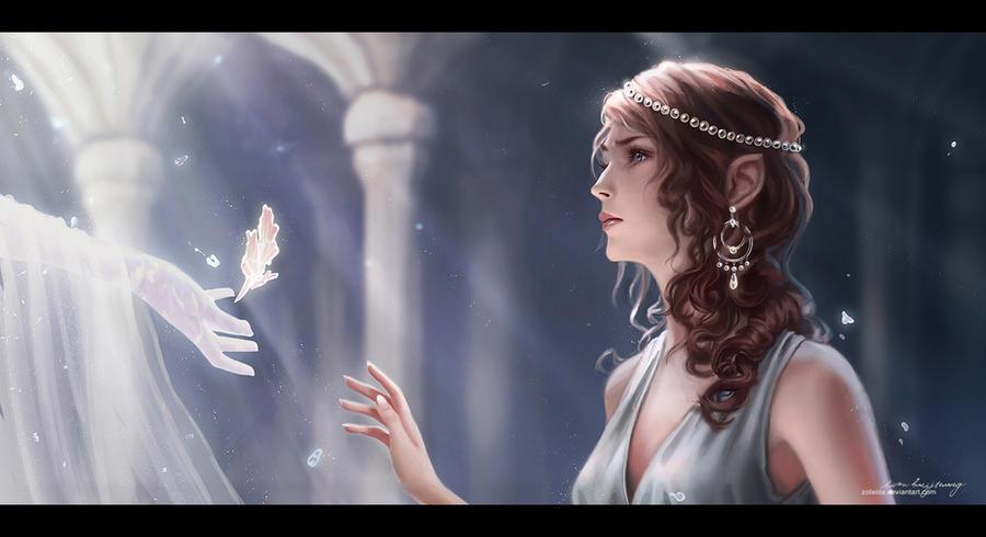 My fate by Zolaida