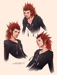 Axel sketch drawings