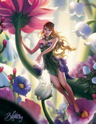 Fleur de la Vie by Zolaida