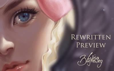 Rewritten: Alice in Wonderland print preview by Zolaida