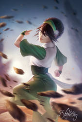 Toph by Zolaida
