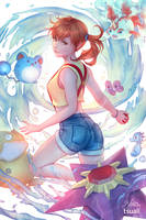 Misty by Zolaida