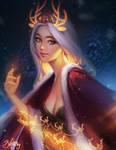 Happy Holidays by Zolaida