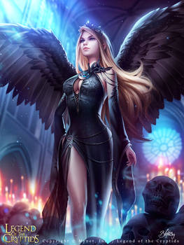 Legend of the Cryptids - Preening Nezmina Advanced