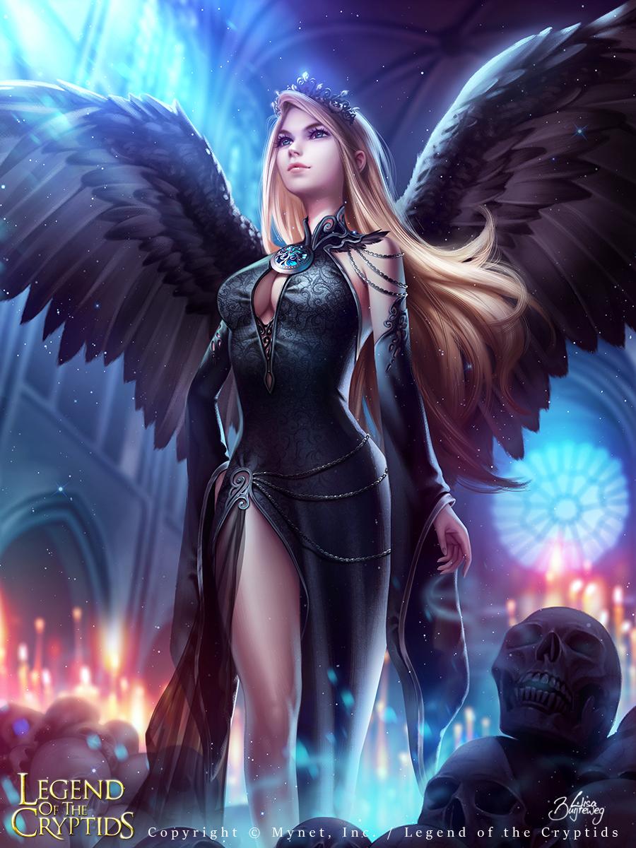 Legend of the Cryptids - Preening Nezmina Advanced