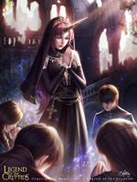 Legend of the Cryptids - Saintess Unir Regular by Zolaida