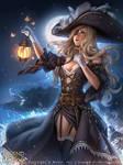 Legend of the Cryptids - Pirate Princess Ashlyan