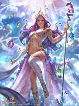 Legend of the Cryptids - Perfume Goddess 2