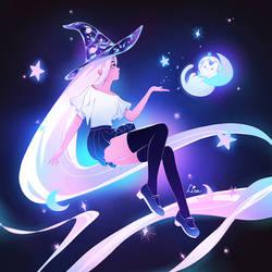 Stardust by Zolaida