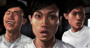 self expression by CangDu