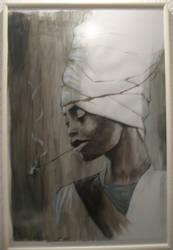 Woman by Joey-B
