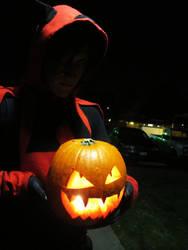 Team Magma Halloween