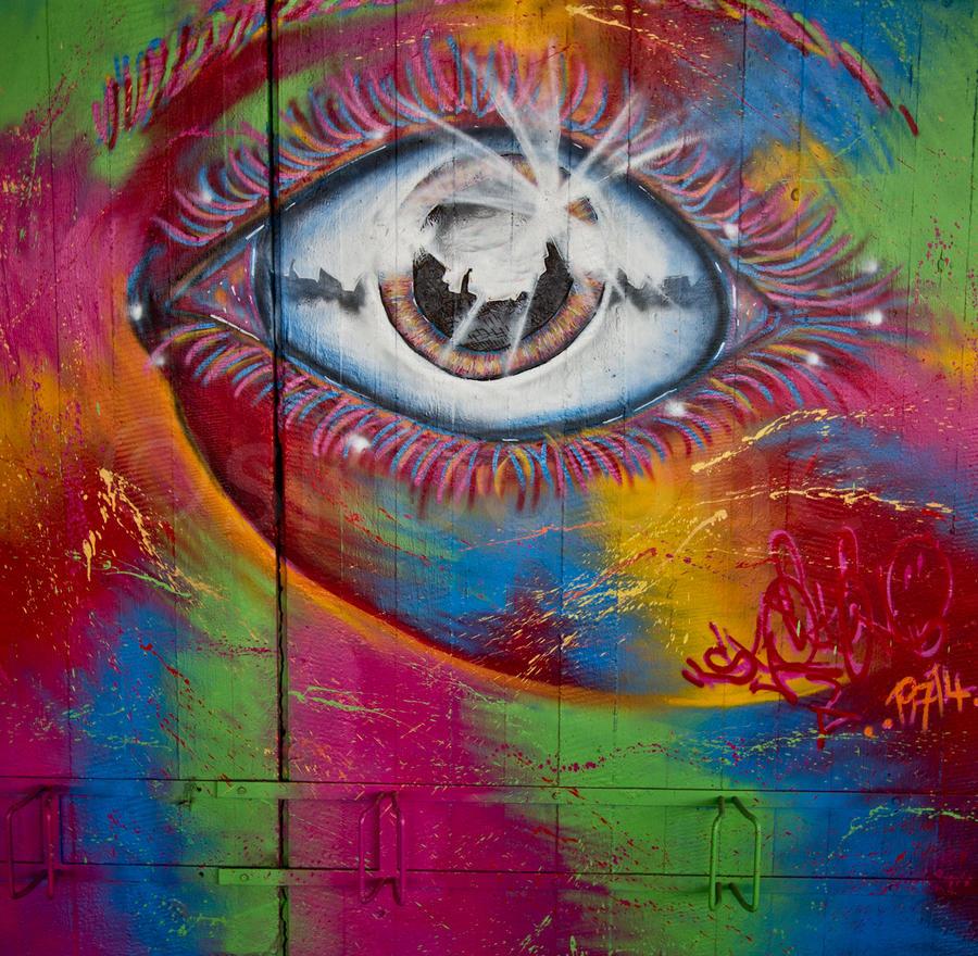 Colorful Look by sKodOne