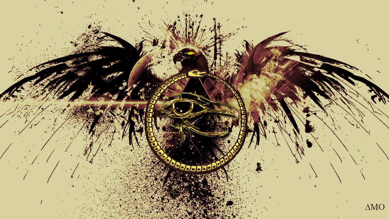 illuminati wallpaper by xd3vyx on deviantart
