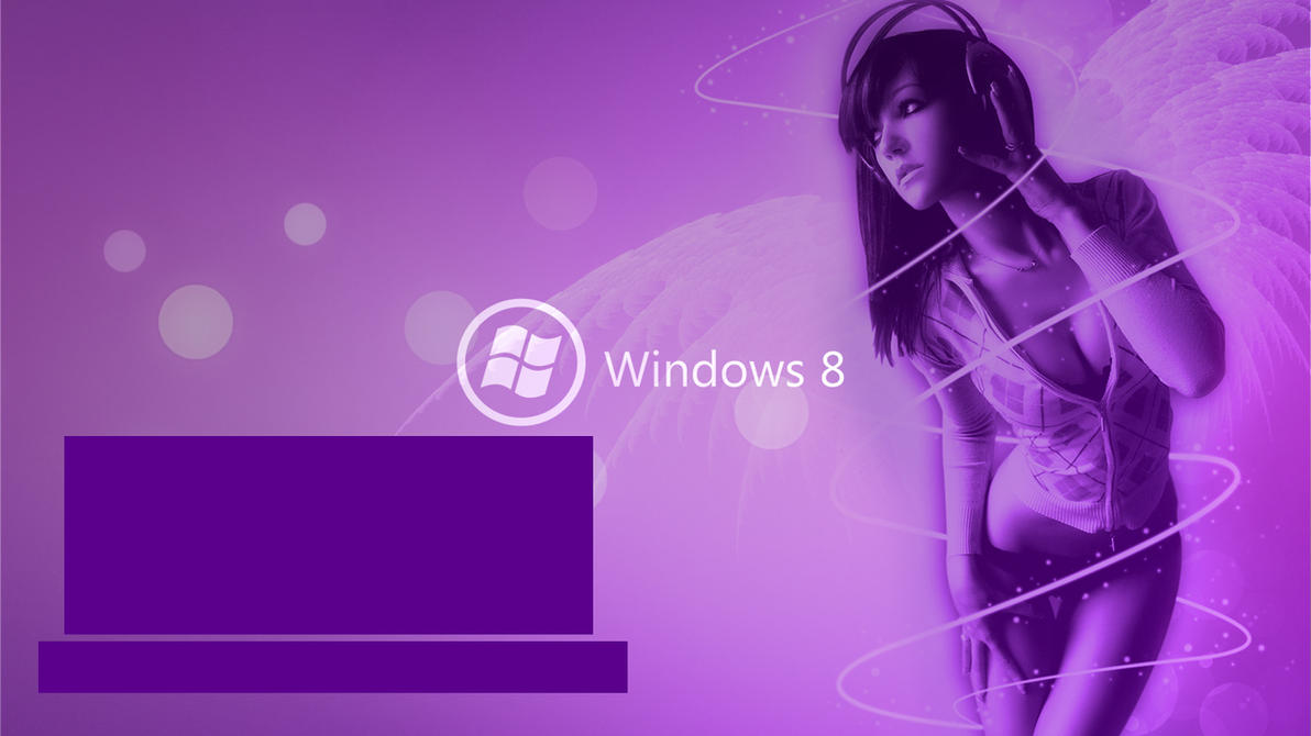 Windows 8 Lock Screen Wallpaper By XD3VYx