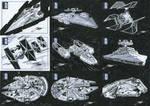 Star Wars Vehicle Ships-Millennium Falcon