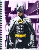 Batman Sketchbook art