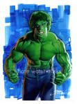 TV Incredible Hulk/Ferrigno