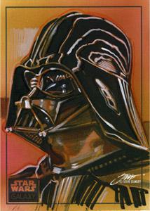 Star Wars: Darth Vader, now in techno-tone! by SteveStanleyArt