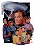 Classic Star Trek Montage
