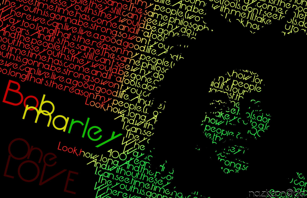 Bob Marley Wallpaper by ~Nazkam on deviantART
