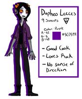 Dapheo - Bio Update by Coffeere