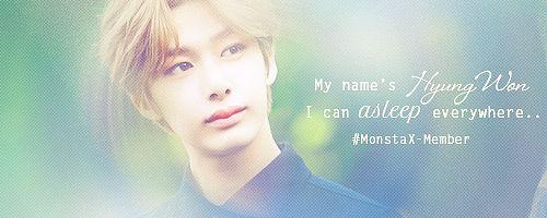 [150116] HyungWon - Monsta X