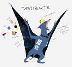 TARDISdactyl cosplay idea