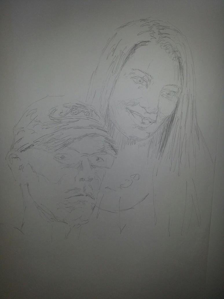 Tori and Brian by Amann7