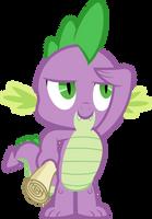 (MResv-5) Spike salutes by TimeyMarey007