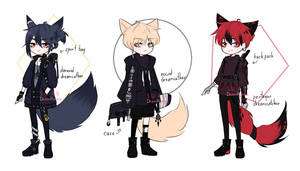 DreamHunters Adopts Batch #1 [CLOSED]