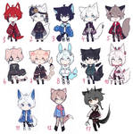 PRICE REDUCED Sale Adopts Batch [CLOSED]