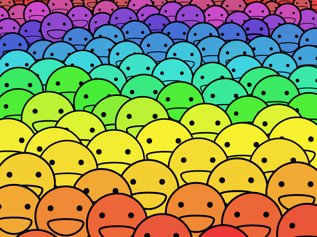 smile wallpaper by wetflame
