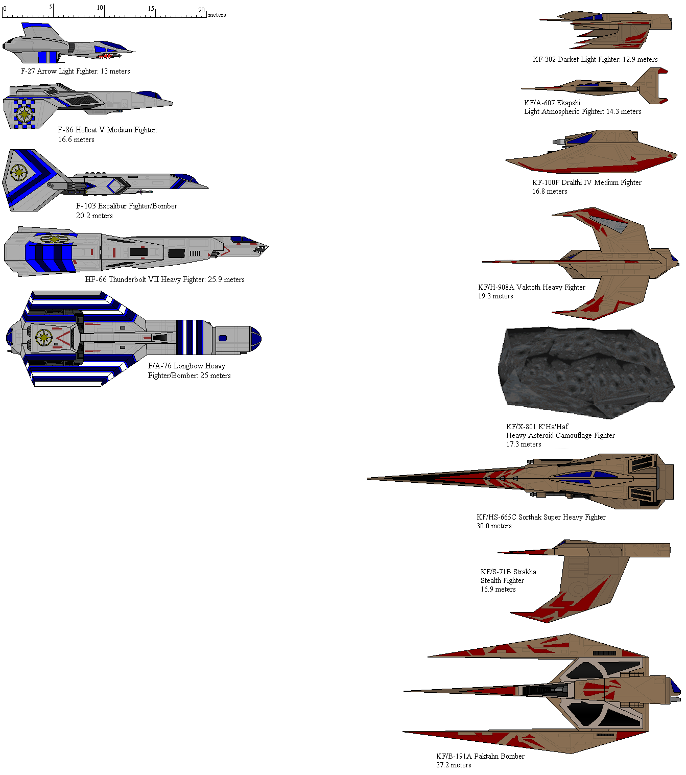 Wing Commander 3 Fighters By Vulpes Sapien On Deviantart