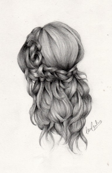 Hairstyle Drawings : Hairstyle by lawrr on DeviantArt